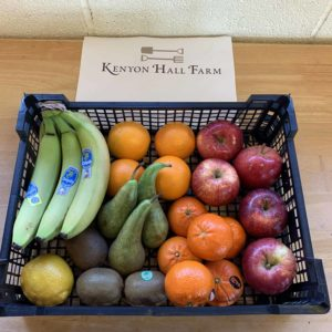 £10 Fruit Box Kenyon Hall Farm